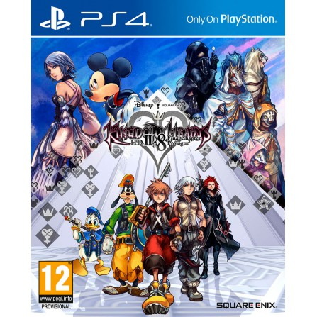 Kingdom Hearts 2.8 Final Chapter Prologue - PS4