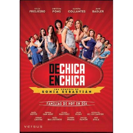 DE CHICA EN CHICA CAMEO - DVD
