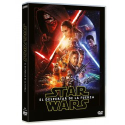 Star Wars: El despertar de la Fuerza - DVD