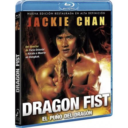 El puño del dragón (Dragon Fist) - BD
