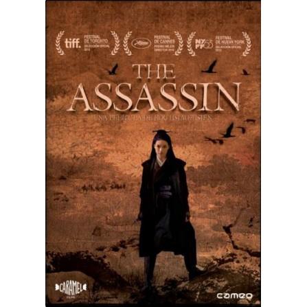 THE ASSASSIN CAMEO - DVD
