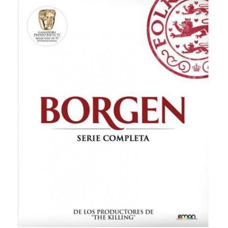 BORGEN COMPLETA SAVOR - DVD