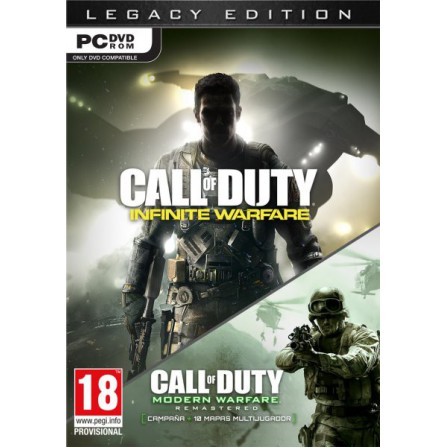 CALL OF DUTY INFINITE WARFARE LEGACY/PC