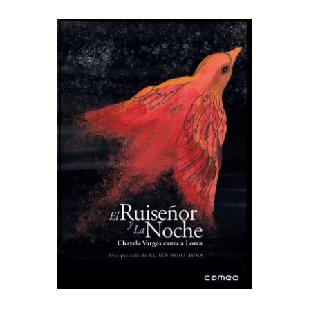 El ruiseñor y la noche. Chavela Vargas canta a Lorca - DVD