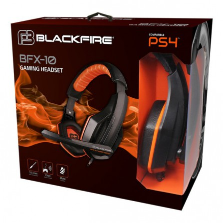 Headset Blackfire BFX10 ADT - PS4