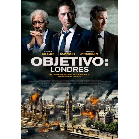 OBJETIVO: LONDRES FOX - DVD