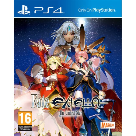 FATE/EXTELLA: THE UMBRAL STAR/PS4