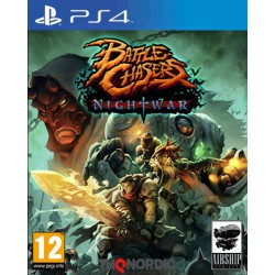 BATTLE CHASERS:NIGHTWAR/PS4