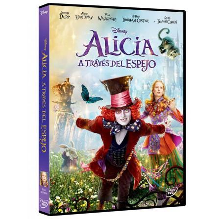 ALICIA A TRAVES DEL ESPEJO DISNEY - BD