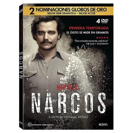 NARCOS 1ªT -2 SAVOR - BD