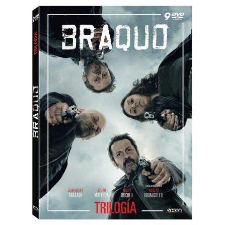BRAQUO 1+2+3 -6 SAVOR - BD