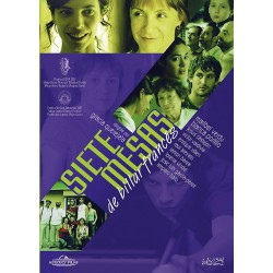 SIETE MESAS DE BILLAR FRANCES DIVISA - DVD