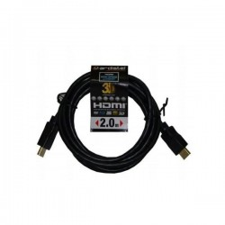 Cable HDMI 1.4 2m (3D-4K) ADT - PS4