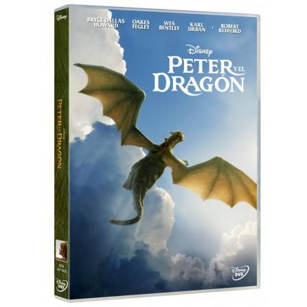 PETER Y EL DRAGON (LIVE ACTI) DISNEY - BD