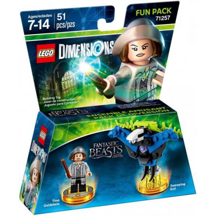 FUN PACK LEGO FANTASTIC BEASTS