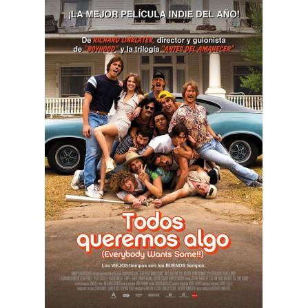 TODOS QUEREMOS ALGO CAMEO - DVD