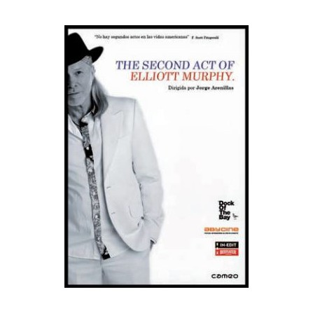 The Second Act of Elliott Murphy - DVD