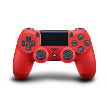 Dual Shock 4 Rojo V2 - PS4