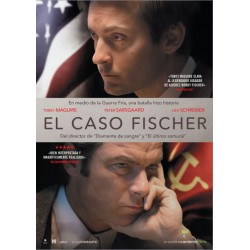 CASO FISCHER, EL KARMA - DVD