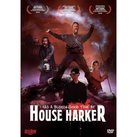 HOUSE HAKER KARMA - DVD