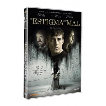 El estigma del mal - DVD