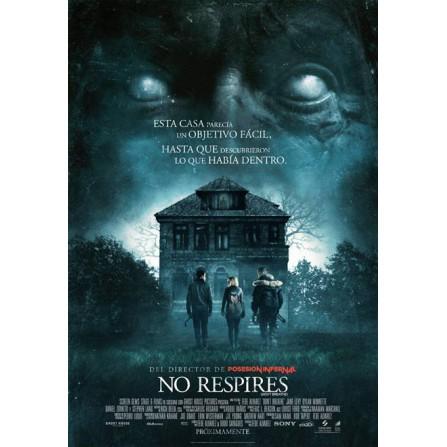 NO RESPIRES SONY - DVD