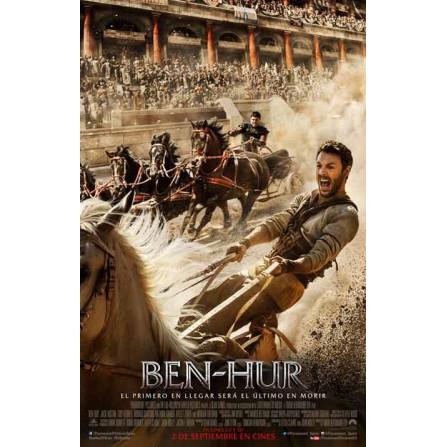 BEN-HUR 2016 SONY - DVD