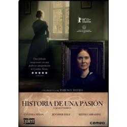 Historia de una pasión - DVD
