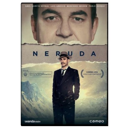 NERUDA CAMEO - DVD