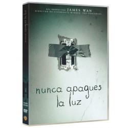 NUNCA APAGUES LA LUZ FOX - DVD