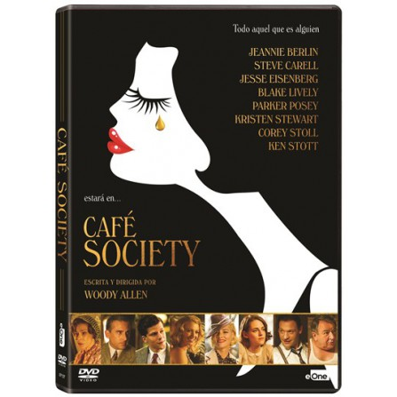 CAFE SOCIETY  FOX - BD