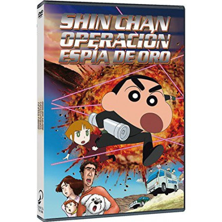 SHINCHAN OPERACION ESPIA DE ORO FOX - BD