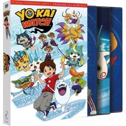 Yo-Kai Watch - Temporada 1 - Parte 2. Episodios 14 a 26 - DVD