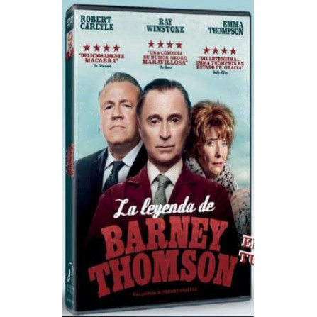 LEYENDA DE BARNEY THOMSON FOX - BD