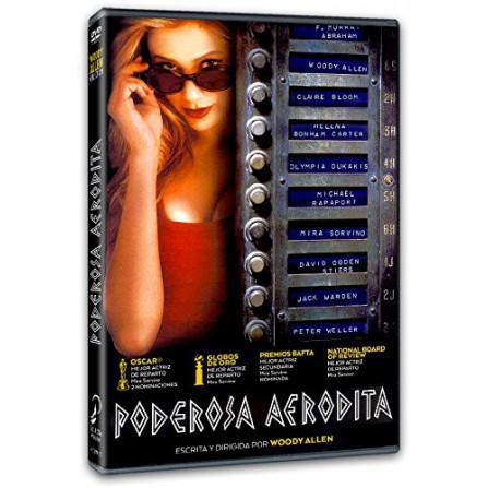 Poderosa Afrodita - BD