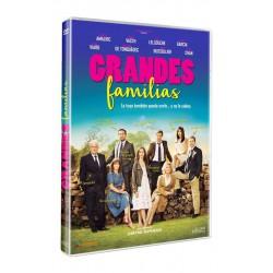 GRANDES FAMILIAS DIVISA - DVD