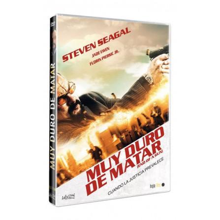 Muy duro de matar (En of a gun) - DVD