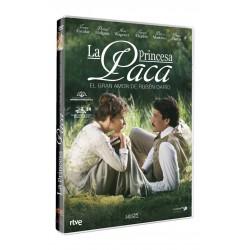 La princesa paca. el gran amor de rubén darío - DVD