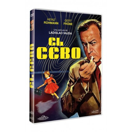 El cebo - DVD