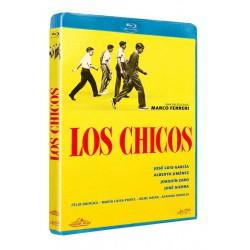 CHICOS, LOS DIVISA - BD