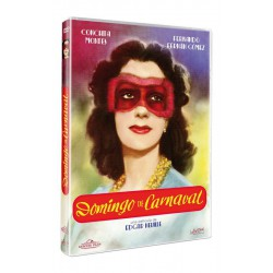 Domingo de carnaval - DVD