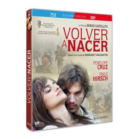 VOLVER A NACER+DVD DIVISA - BD