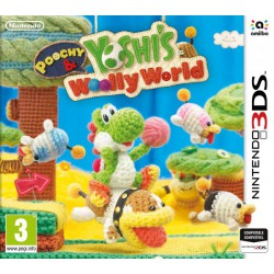 Poonchy and Yoshis Woolly World - 3DS