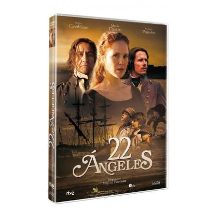 22 ángeles - DVD
