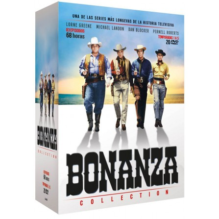 Bonanza Collection - DVD