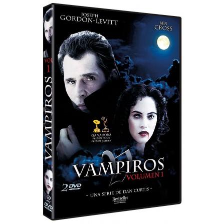 VAMPIROS VOLUMEN 1 LLAMENTOL - DVD