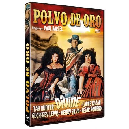 Polvo de oro - DVD