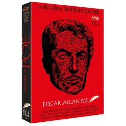 Edgar Allan Poe: La Adaptación al Cine de sus Relatos de Terror  - DVD