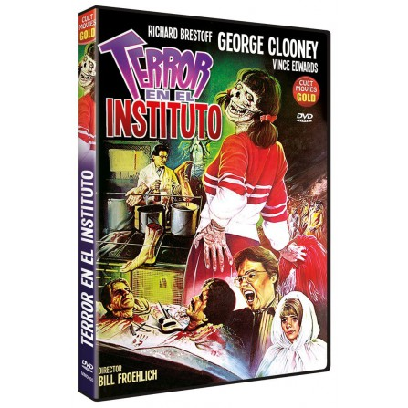 Terror en el instituto - DVD