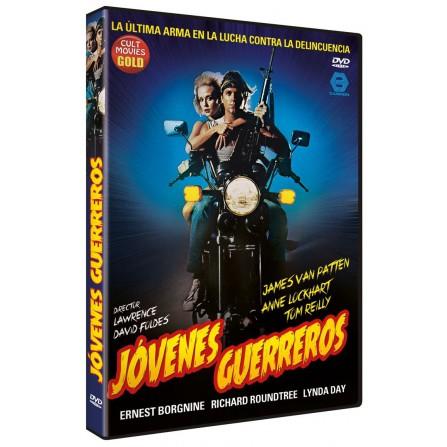 Jovenes guerreros - DVD